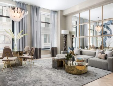 Home Staging - 10 Madison Square West