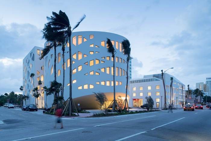 Faena District by OMA // Credit: Iwan Baan