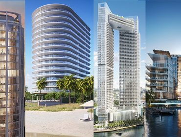 Starchitect buildings Miami