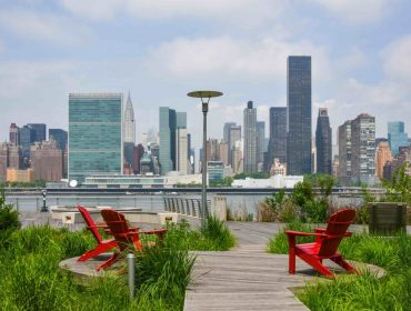 Manhattan/Brooklyn View