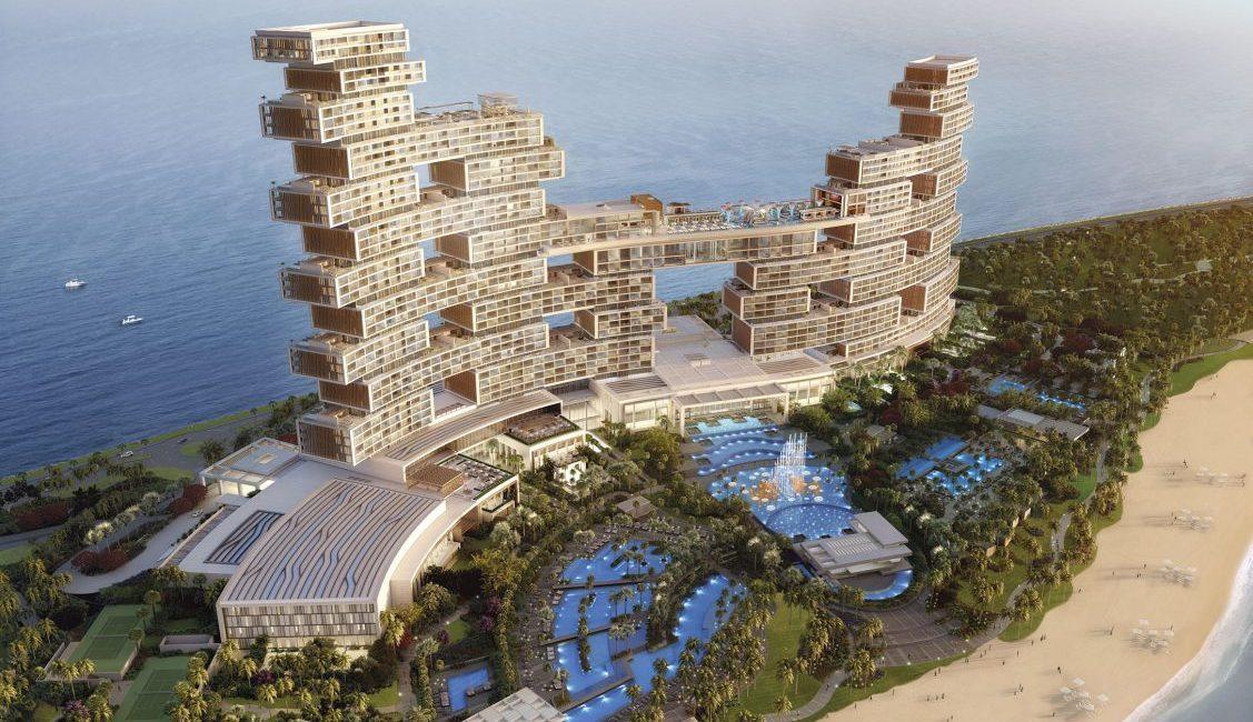 The Royal Atlantis, Dubai